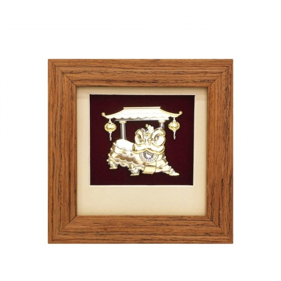 7292 Exclusive Culture Souvenirs & Plaques (Tarian Singa)