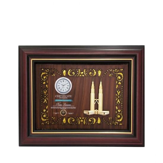 7310 Exclusive Culture Souvenirs & Plaques (Twin Tower)