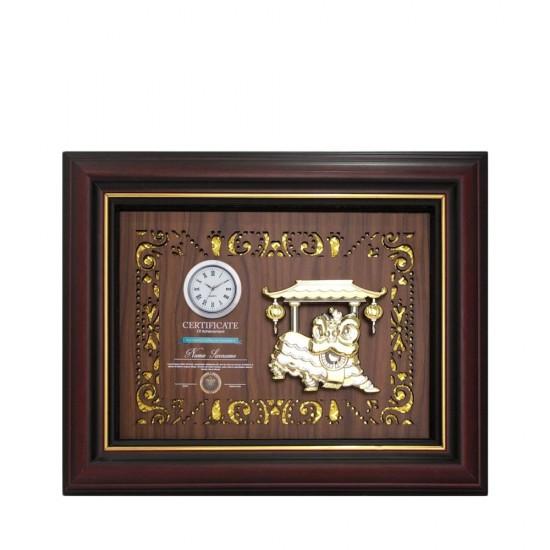 7314 Exclusive Culture Souvenirs & Plaques (Tarian Singa)