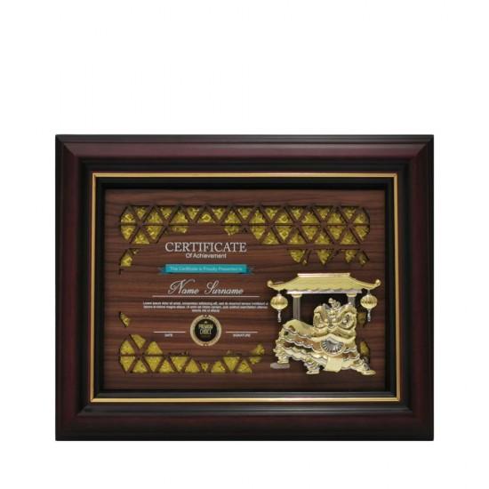 7335 Exclusive Culture Souvenirs & Plaques (Tarian Singa)