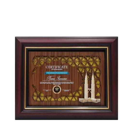 7338 Exclusive Culture Souvenirs & Plaques (Twin Tower)