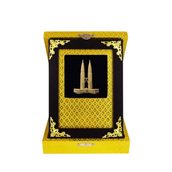 7377 Exclusive Songket Souvernirs (Twin Tower)