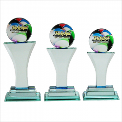 EXCLUSIVE CRYSTAL GLASS AWARDS