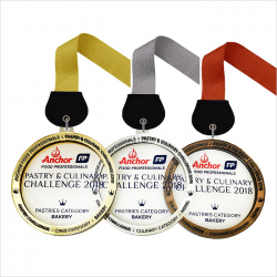 ACRYLIC HANGING MEDAL