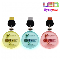 LED LIGHTING MEDAL