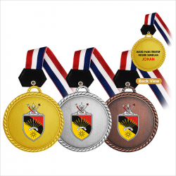 HANGING MEDAL METAL
