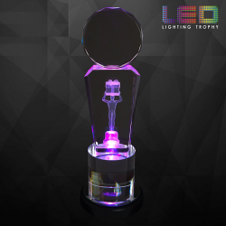 LED LIGHTING TROPHY