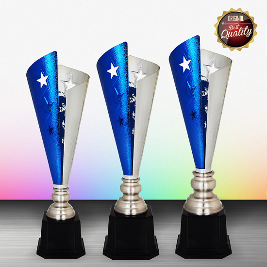 EXCLUSIVE WHITE SILVER TROPHY WS6168