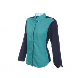 CORPORATE SHIRT LADIES POLYSOFT PSL 05 01-03