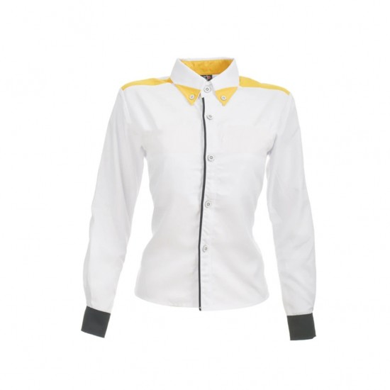 CORPORATE SHIRT LADIES POLYSOFT PSL 10 01-03