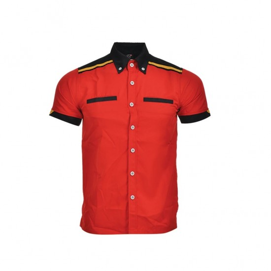 CORPORATE SHIRT MENS POLYSOFT PSM 09 01-03