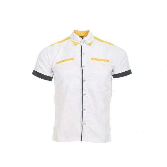 CORPORATE SHIRT MENS POLYSOFT PSM 10 01-03