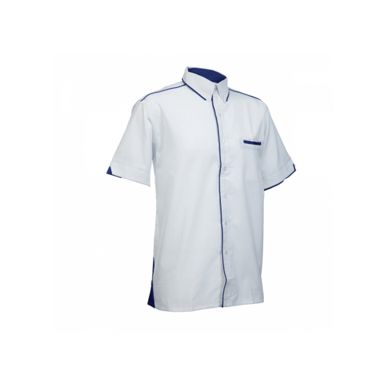 SHORT SLEEVE WITH COLLAR CORPORATE SHIRT