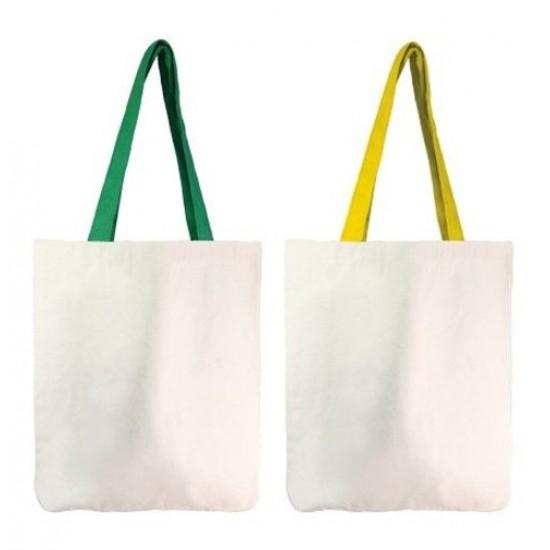 Duo Tone Canvas Bag 02 - 12oz (400x350x100)