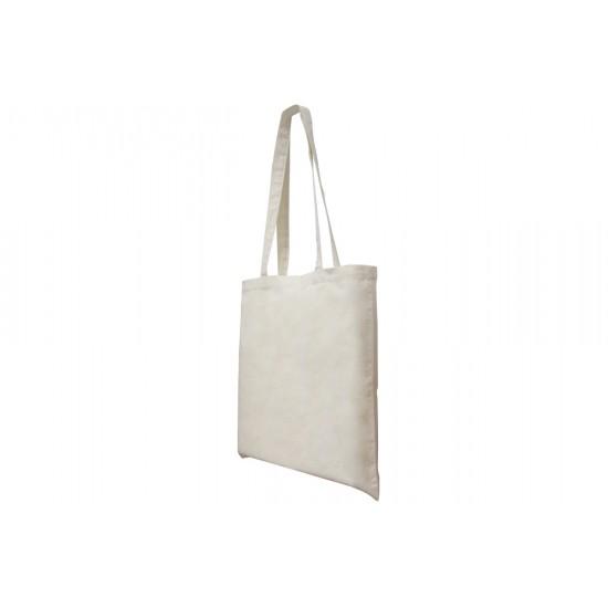 ECO NATURAL 100% COTTON BAG (5 OZ)