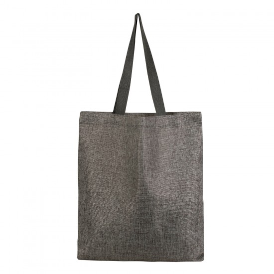 SOFT JUTE TOTE BAG