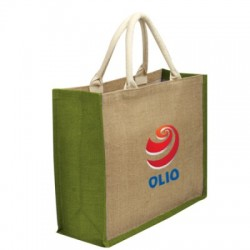 GREAT NATURAL JUTE GROCERY BAG