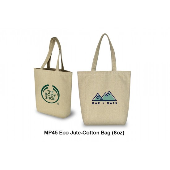 ECO JUTE - COTTON BAG (8oz)