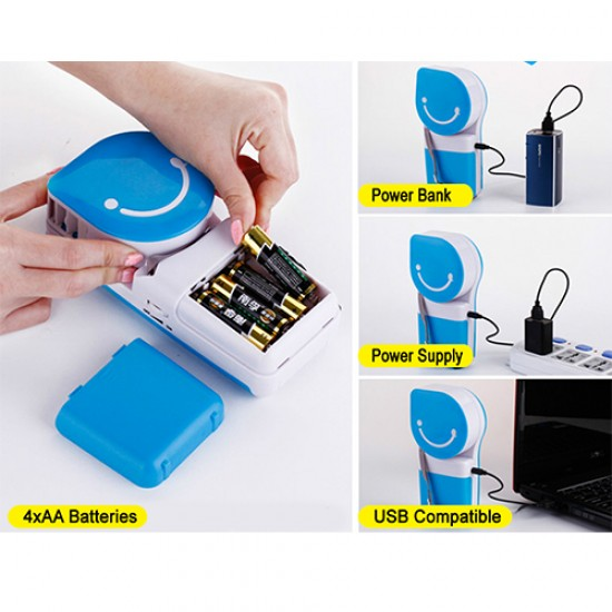 HAND-HELD AIR CONDITIONER