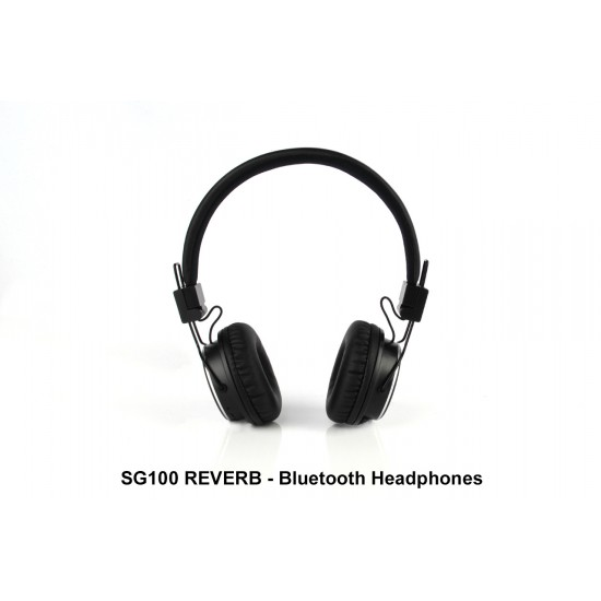 REVERB - BLUETOOTH HEADPHONES