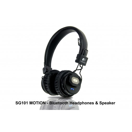 MOTION - BLUETOOTH HEADPHONES & SPEAKER