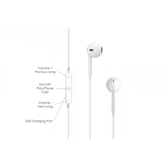 PODSTER - BLUETOOTH EARPHONES
