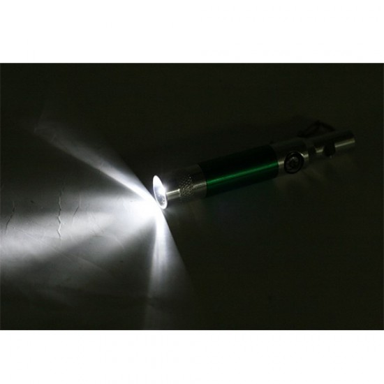 LED LIGHT WITH WHISTLE & COMPASS
