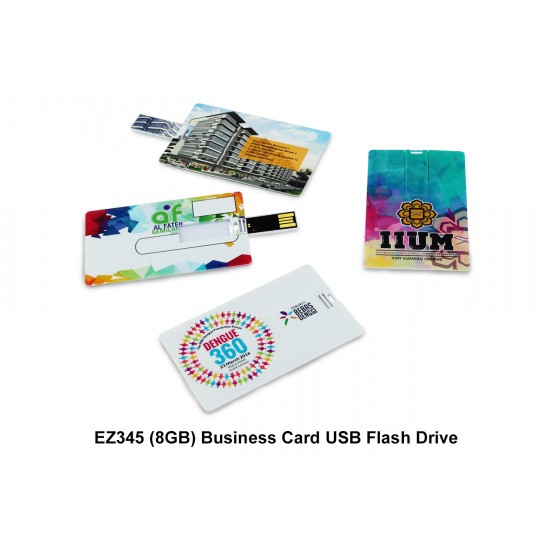 BUSINESS CARD USB FLASH DRIVE (8GB)