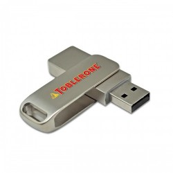 32GB | METAL SWIVEL USB