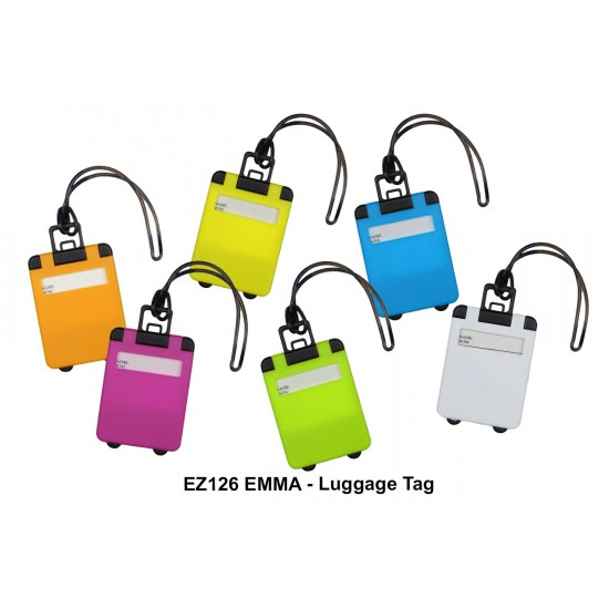 EMMA - LUGGAGE TAG