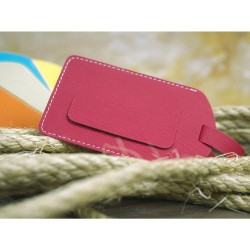 COLOURFUL PU LUGGAGE TAG