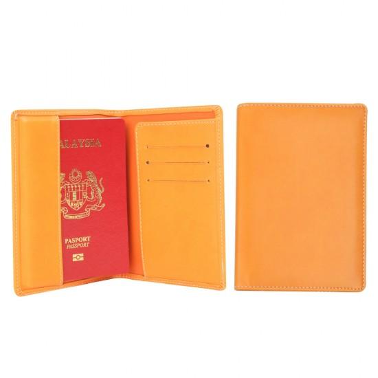 COLOURFUL PU PASSPORT HOLDER