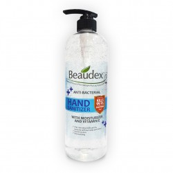 BEAUDEX HAND SANITIZER 1000ML