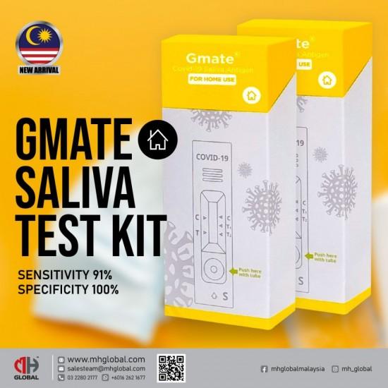 Gmate COVID-19 Home Self Test Saliva Rapid Antigen Kit (RTK)