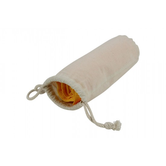 ECO NATURAL 100% COTTON POUCH (5oz)