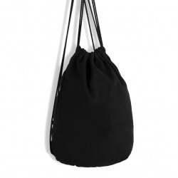 CANVAS DRAWSTRING BAG (12 OZ)