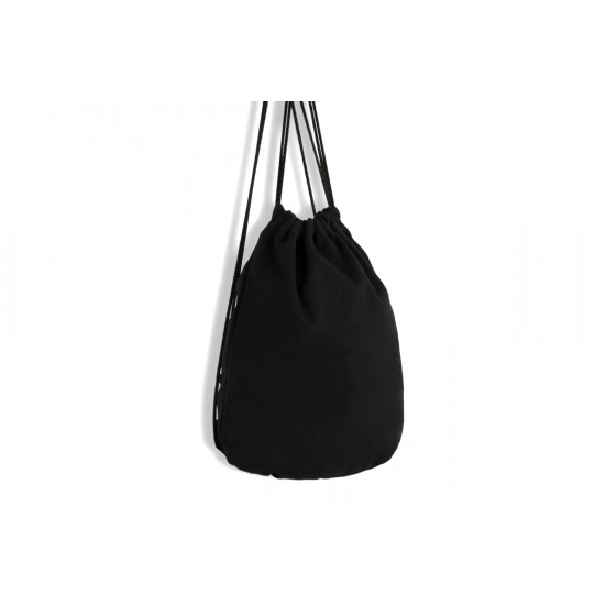 CANVAS DRAWSTRING BAG (12 OZ)