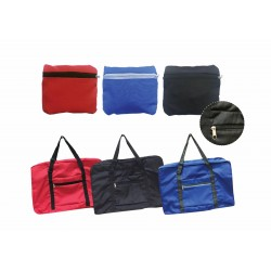 FOLDABLE STYLE AIRPLANE TRAVEL BAG