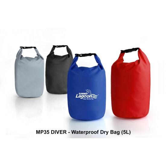 DIVER - WATERPROOF DRY BAG (5L)