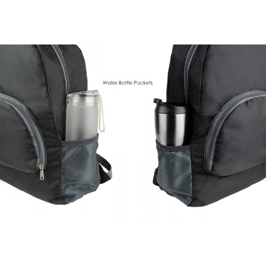 TUCKER - FOLDABLE BACKPACK
