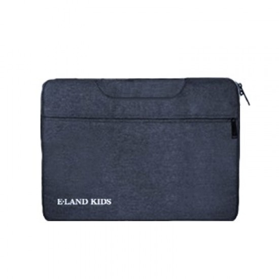 14'' PLUSH LAPTOP POUCH WITH CARRY HANDLE