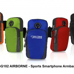 AIRBORNE - SPORTS SMARTPHONE ARMBAND