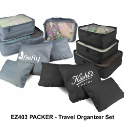 PACKER - TRAVEL ORGANIZER SET