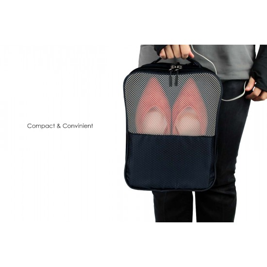DASH - TRIPLE-TIER SHOE BAG
