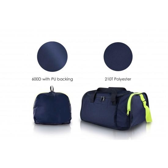 FLOW - FOLDABLE DUFFLE BAG