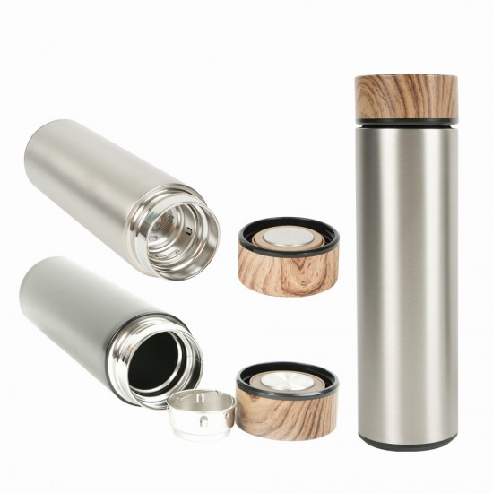 STAINLESS STEEL THERMO TUMBLER