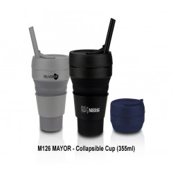 MAYOR - Collapsible Cup (355ml)
