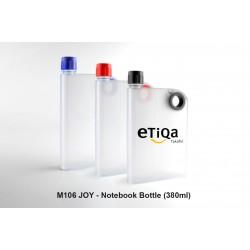 JOY - NOTEBOOK BOTTLE (380 ML)