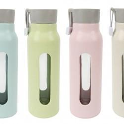 ECO WHEATSTRAW GLASS BOTTLE