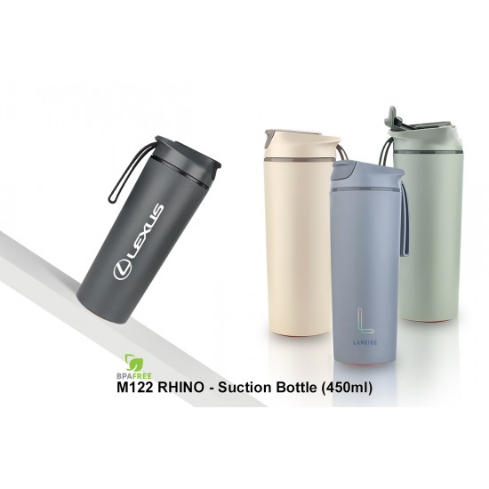 RHINO - SUCTION BOTTLE (450 ML)